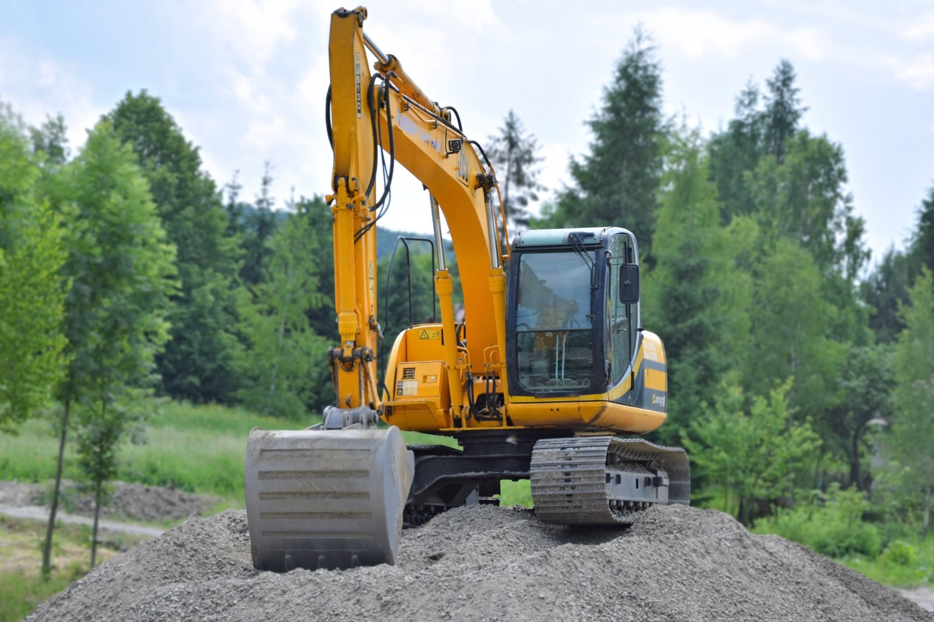 Most Popular Machines used in Worksites