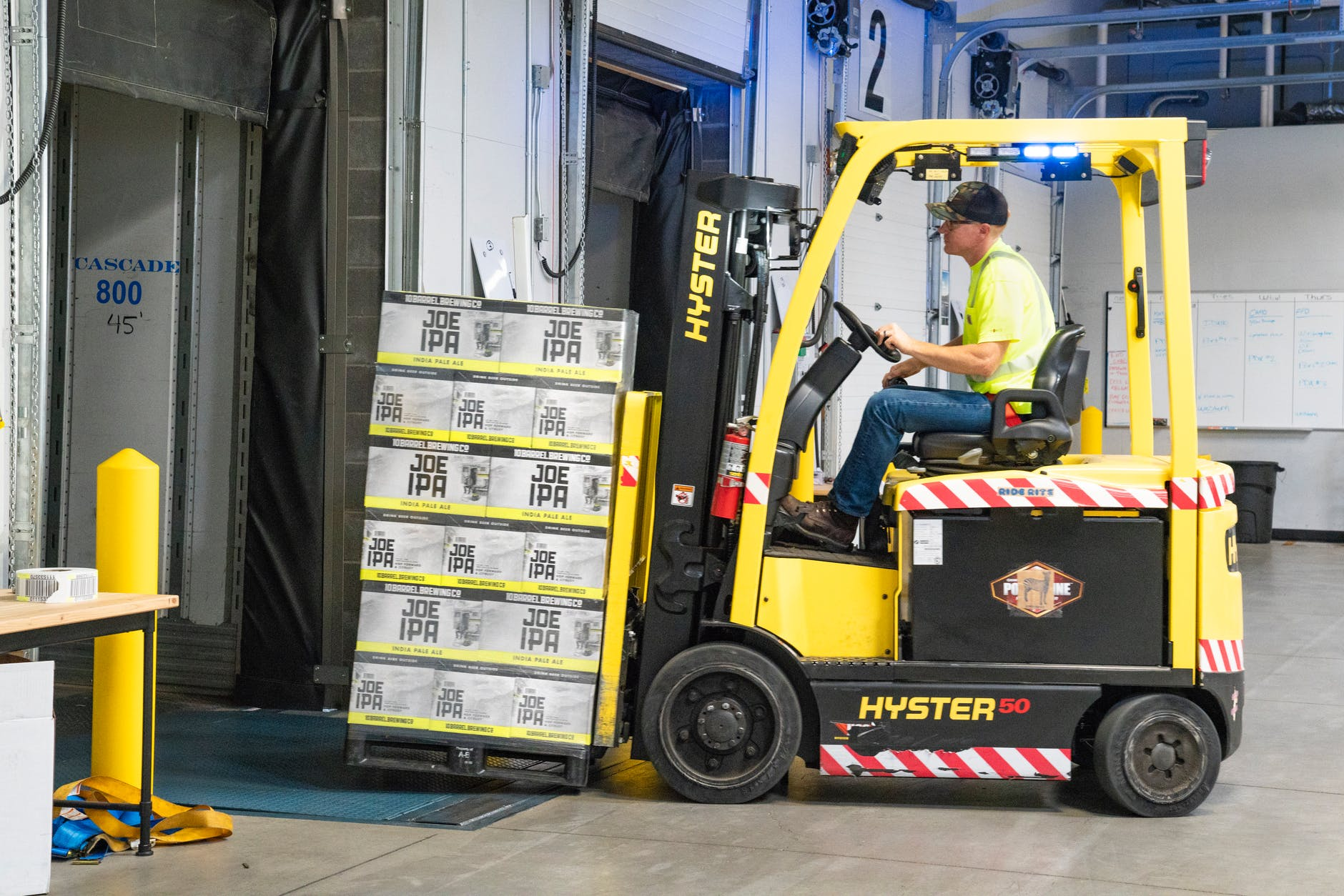 Renting Vs Purchasing Forklifts – Which is Better?
