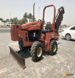 Ditch Witch RT40 Trencher with H314 Attachment