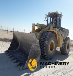 Wheel Loader - Caterpillar 966F -II