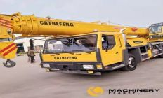 truck crane CATHEFENG 25T