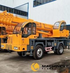 truck crane CATHEFENG 8T