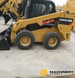 skid steer  CATHEFENG 246D