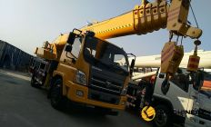 truck crane CATHEFENG 18T