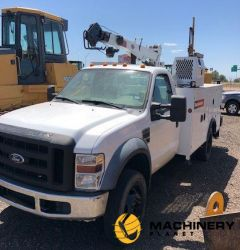2008 Ford F550 $49,200 USD