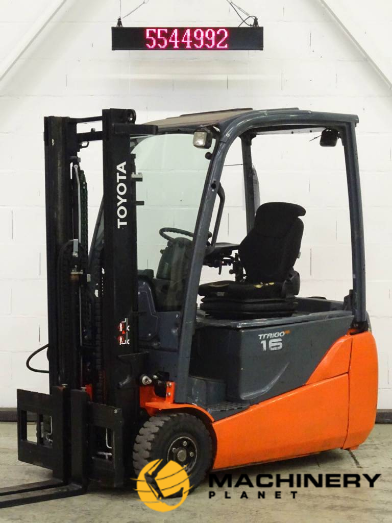 Toyota8FBET16 Electric Forklifts