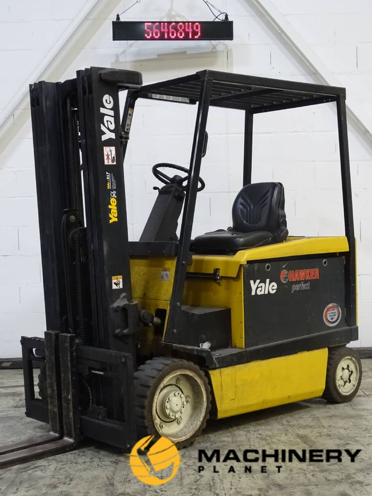 YaleERC30AGFV2735 Electric Forklifts