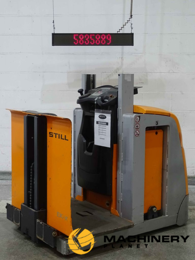 STILLEK-X980 Electric Order pickers