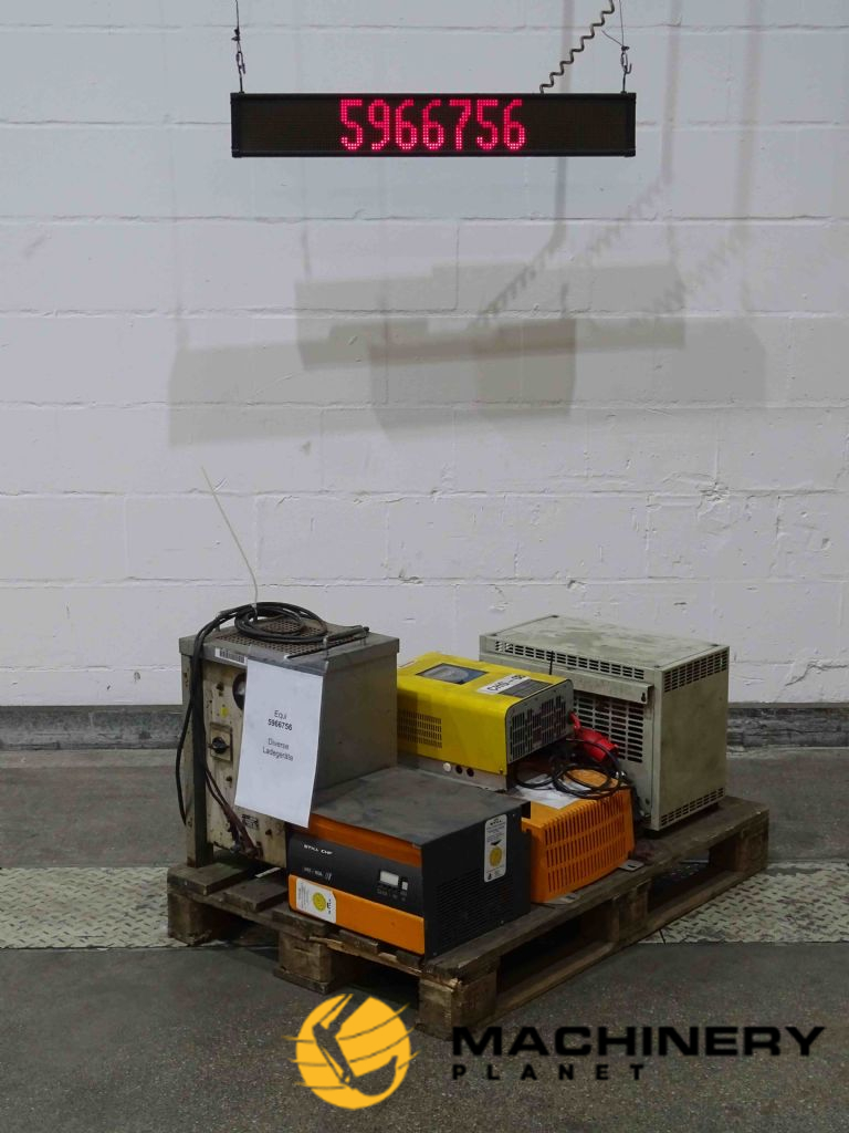 STILLLADEGERÄTE/DEFEKT Electric Other Warehouse Equipment