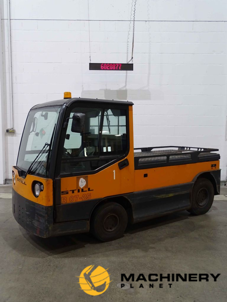 STILLR07-25L Electric Tow tractor