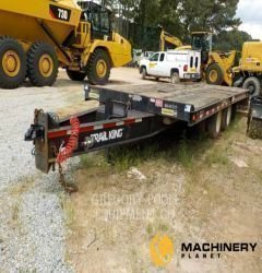 2006 Trail King Industries Inc. TKT40                                                       Manufacturer:                          Trail King Industries Inc.                          Model: