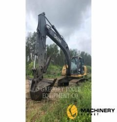 2016 Deere & Co. 210GLC                                                       Manufacturer:                          Deere & Co.                          Model:                          210GL