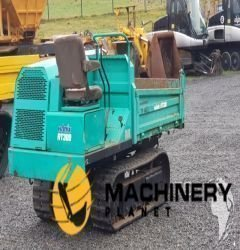 mini dumper to buy sell Hanix RT 300 used