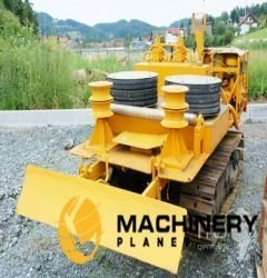 Cabelwinch Yanmar YW24 crawler-mounted vehicle used