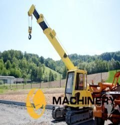 track crane IHI CCH50T used crane for sale