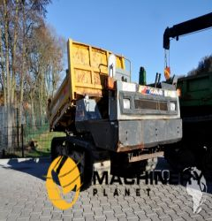 used mini dumper Yanmar c30R to sell siehe Bildergalerie