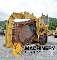 Tesmec TRS 1000 used for sale used Trencher