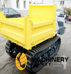 crawler-mounted vehicle Yanmar mini dumper c30R to sell