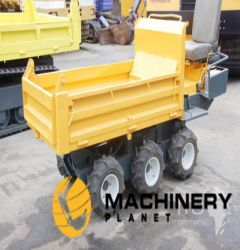 mini dumper Yanmar c10W used track carrier