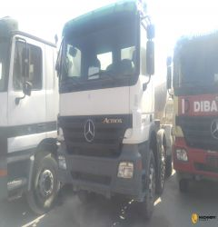 10cbm Liebherr Mixer on Mercedes Truck