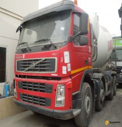 10cbm Cifa Mixer on Volvo Truck