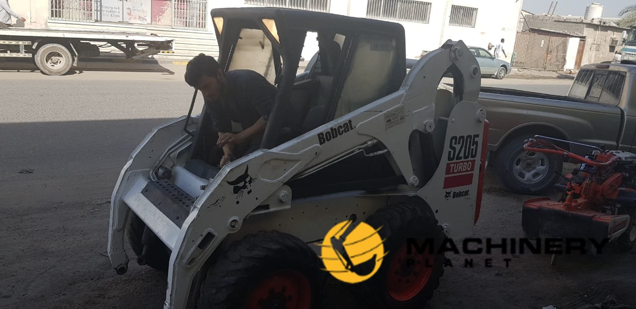 Quality Bobcat For Sale in Dubai UAE, Machinery Planet