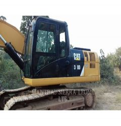 CATERPILLAR 320 D 2013 TRACK EXCAVATORS 4300978