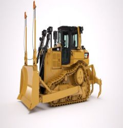 CATERPILLAR D6R 2012 TRACK TYPE TRACTOR S6T00363
