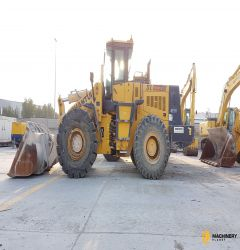 SHANTUI WHEEL LOADER - 461H