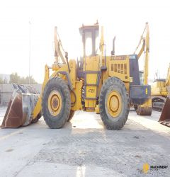 SHANTUI	WHEEL LOADER - 472H