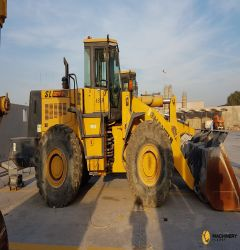 SHANTUI	WHEEL LOADER   - 485H