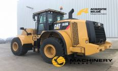 Caterpillar 950K -2012 -Erops, A/C, GP/bucket