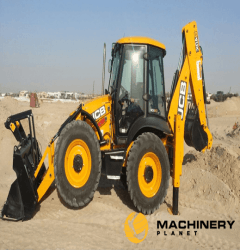 JCB 4CX BACKHOE LOADER 570T 2017