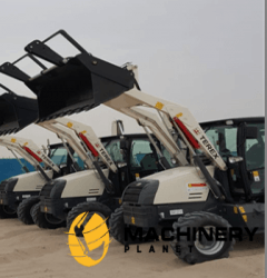 TEREX 3CX BACKHOE LOADER 2016