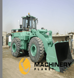 CAT WHEEL LOADER 950 H 2015