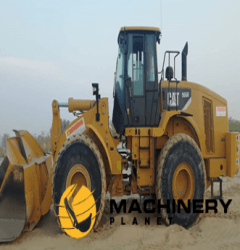 CATERPILLAR WHEEL LOADER 970 F 1995