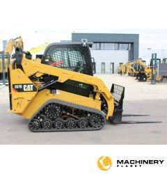 COMPACT TRAKED LOADER CATERPILLAR 257D