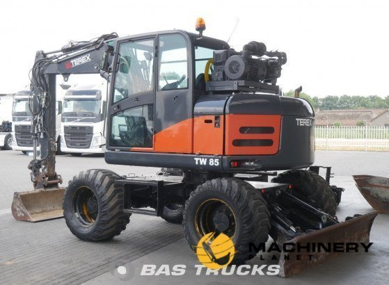 cecae7fc681 Shop Terex TW 85 Vacum sytem - fork and buckets TER-EXC-120 Online ...