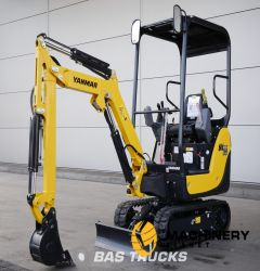 YANMAR SV16 Mini excavator Track YANMAR SV16 View all specifications