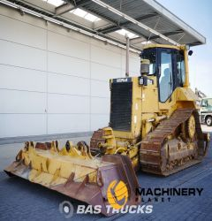 Caterpillar D6M XL Pat blade Bulldozer