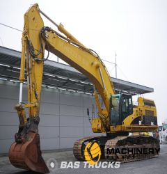 Caterpillar 365CL Track excavator