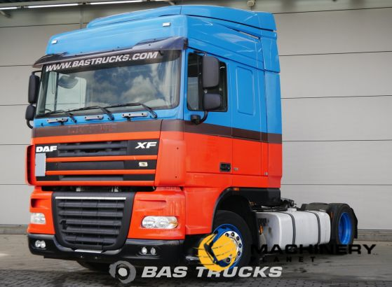 DAF XF105 410 4X2 2008 For for Sale and Rent Online
