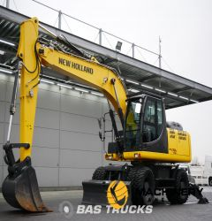 New Holland WE170B PRO Wheel excavator