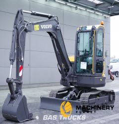 Volvo ECR58D Mini excavator Track Volvo ECR58D View all specifications