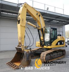 Caterpillar 325DL Track excavator