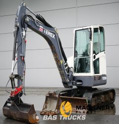 Terex TC50 Mini excavator Track Terex View all specifications