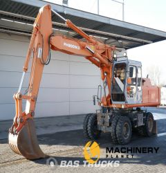 Hitachi FH 200-3 Wheel excavator