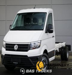 Volkswagen Crafter 2.0 TDI 177PK A/C  New