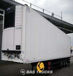 Schmitz SCB*S3B Carrier Vector 1850mt  2014