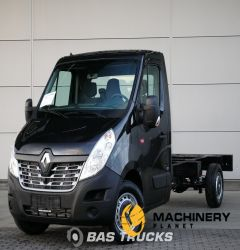 Renault Master DCI 145 A/C  New